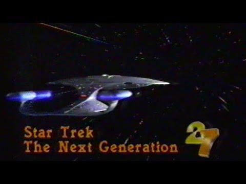 Download Star Trek TNG On 2&7, Oct 3 1987