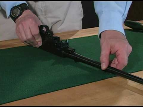 Ruger 10/22 Rifle Reassembly