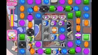Candy Crush Level 1467 (no boosters, 3 stars)