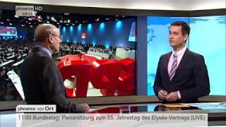 Prof. Emanuel Richter zur Entscheidung der SPD für Koalitionsverhandlungen am 22.01.18