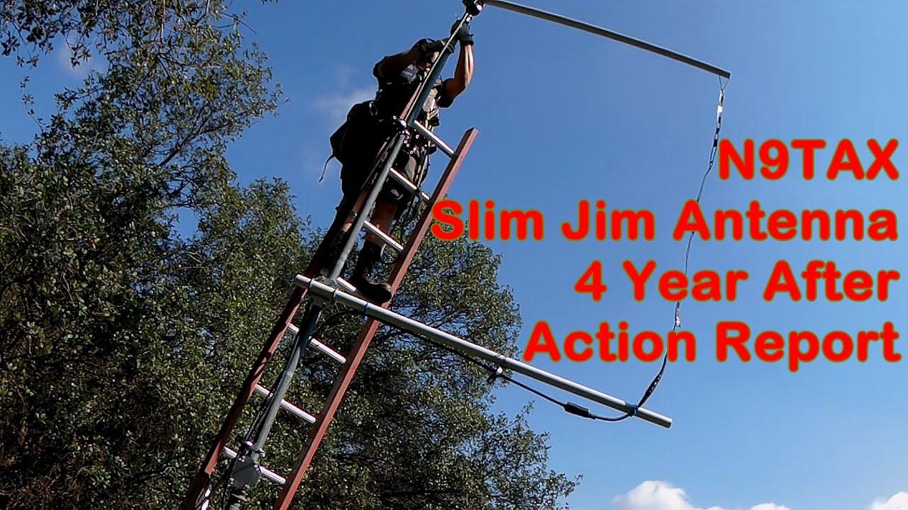 N9TAX Slim Jim Dualban...