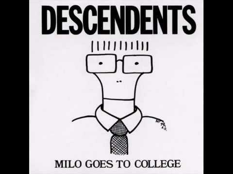 Descendents - Milo Goes To College (Full Album) (1982)