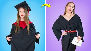 Are You Ready to Graduation Party? Genius Fashion and Beauty Hacks