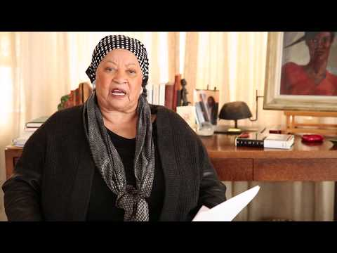 A Celebration of the Arts and Sciences - Toni Morrison