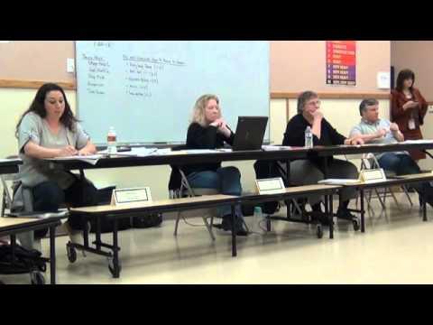 2012-01-19 - BOD Meeting - Arlington Classics Academy