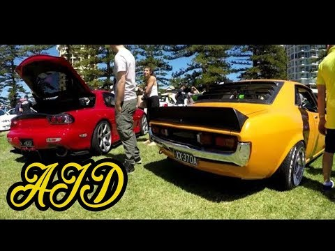 All Japan Day Beautiful Japanese Cars At Local Car Event Youtube