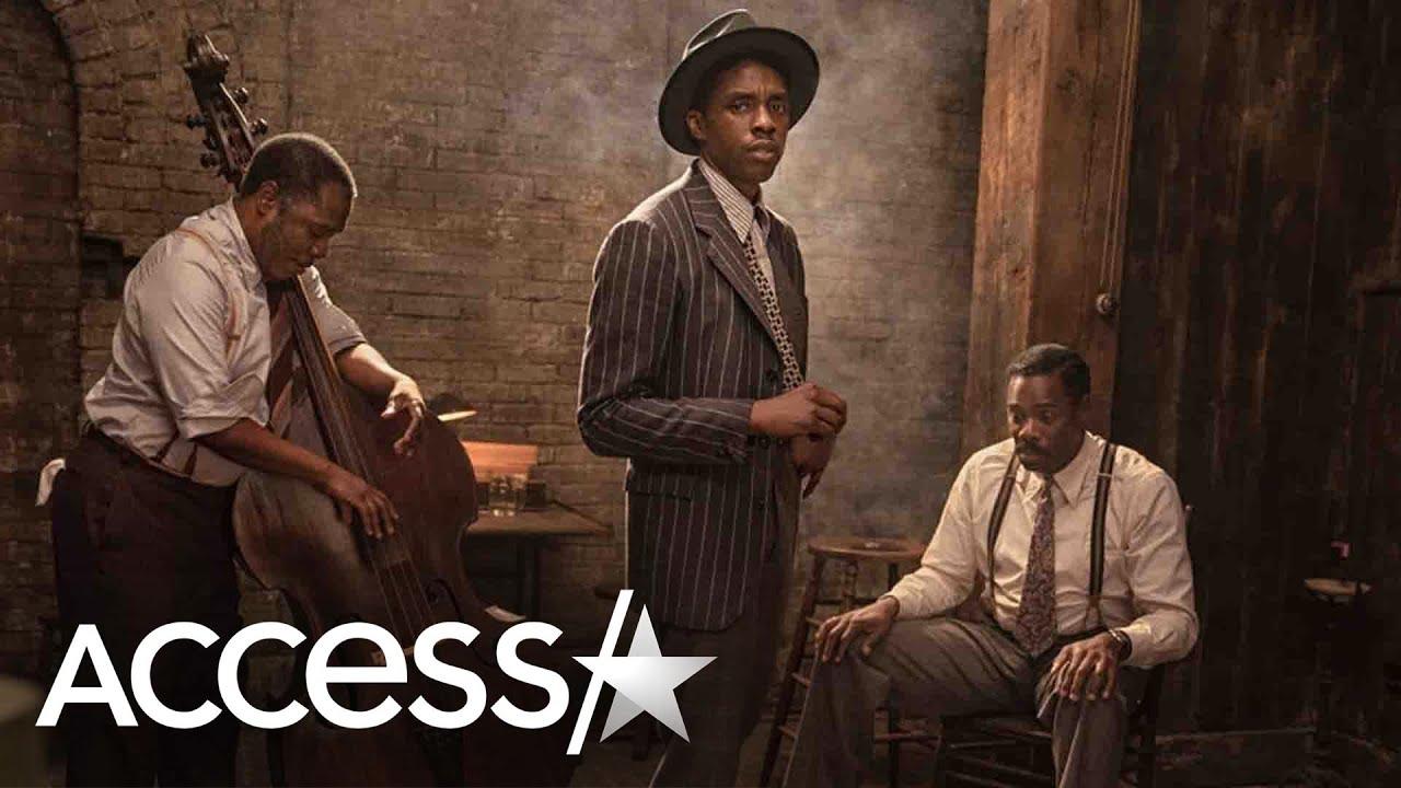 Chadwick Boseman In Netflix's 'Ma Rainey's Black Bottom'