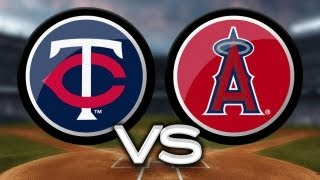 7/22/13: Thomas dazzles with bat, glove to beat Halos