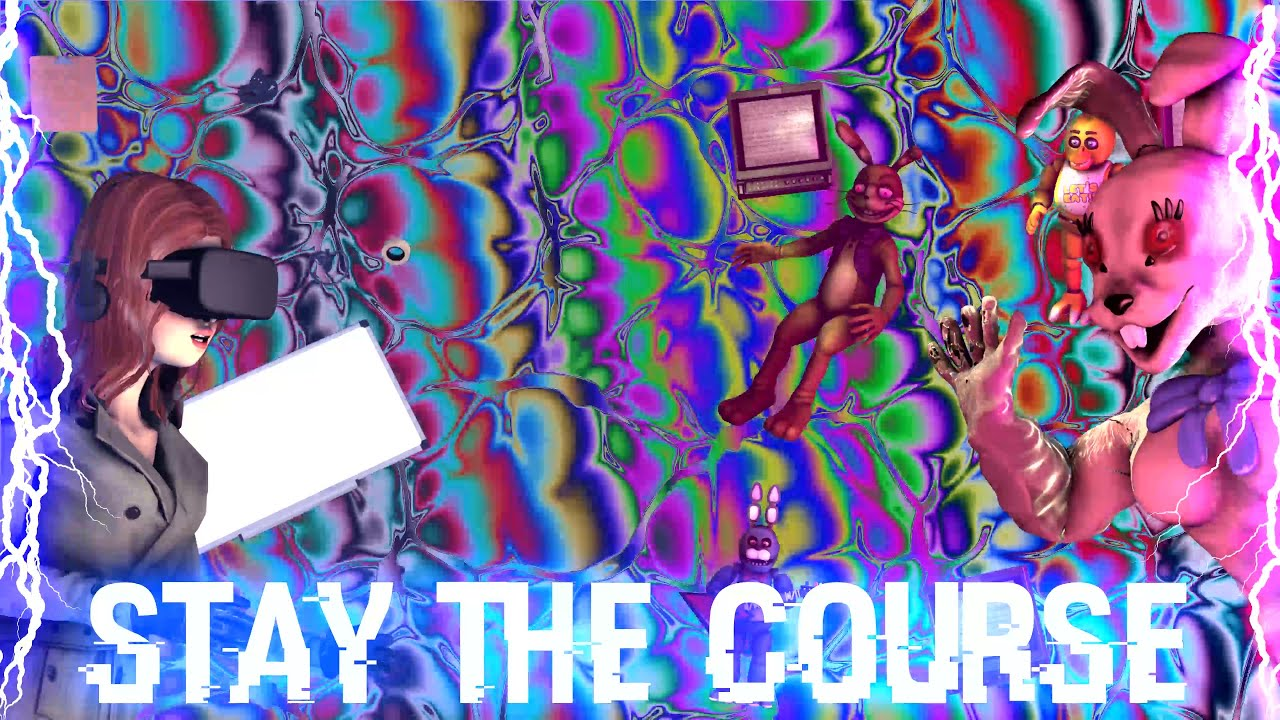 "[FNAF/SFM] ""STAY THE COURSE"" Song by @NateWantsToBattle ft.@CG5 18K SUB SPECIAL!"