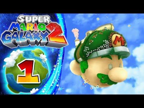 Super Mario Galaxy 2 ITA [Parte 1 - Welcome New Galaxy]