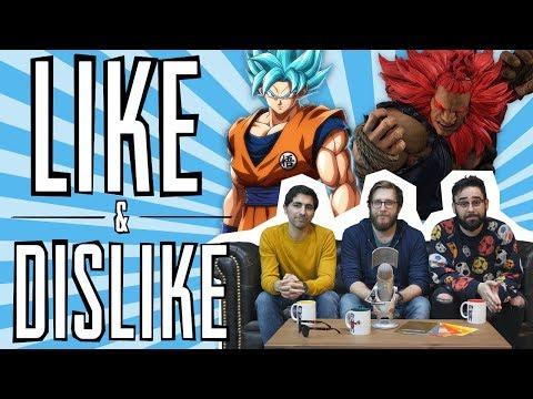 LIKE & DISLIKE: Nintendo Labo, Dragon Ball FighterZ, Metal Gear Survive, Street Fighter V
