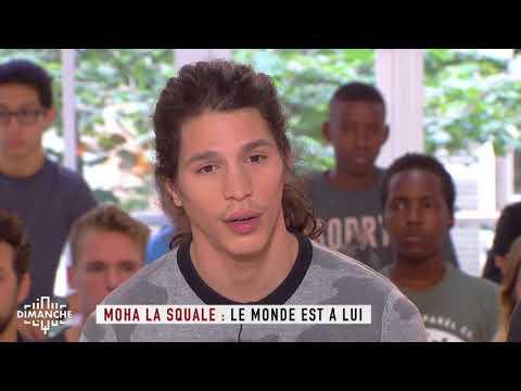 Moha la Squale : Le monde est à lui - Clique Dimanche du 17/06 - CANAL+