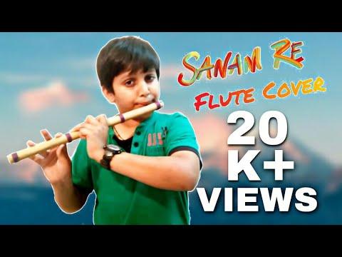 Sanam Re Flute Cover Ft Poojan Soni