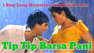 Tip Tip Barsa Pani New Powerful 1Step Long Sound Check Vibration Mix DJ Rajesh (M. P) Production