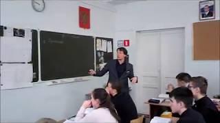 Открытый урок: Франко прусская война (Назаров ГА)