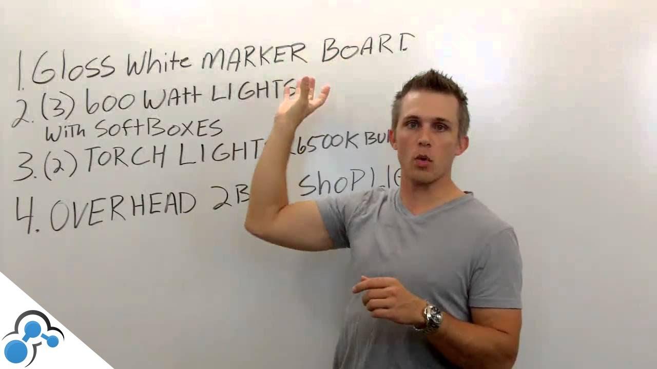 diy big ass whiteboard - youtube
