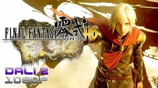 FINAL FANTASY TYPE-0 HD PC Gameplay 1080p
