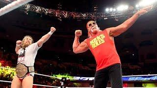 Breaking News: Daniel Bryan, Hulk Hogan Re-Sign With WWE