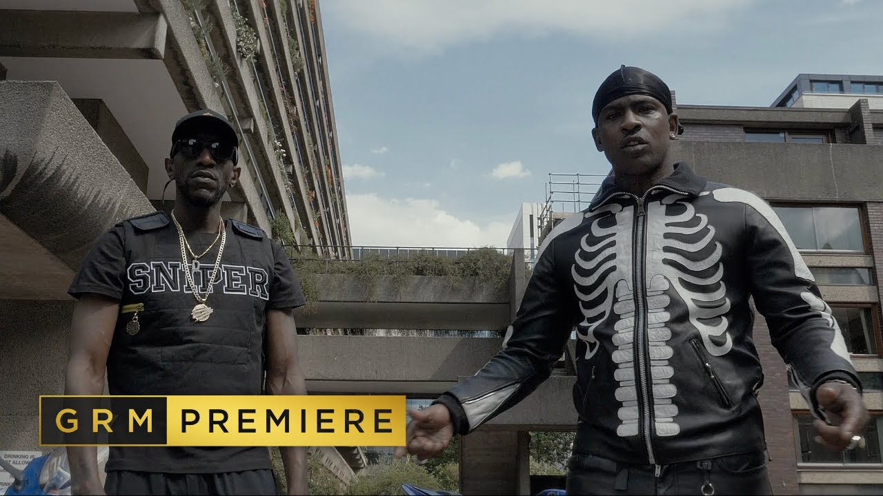 D Power Diesle X Skepta - Sniper [Music Video] | GRM Daily