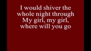Where Did You Sleep Last Night-WZRD Lyrics