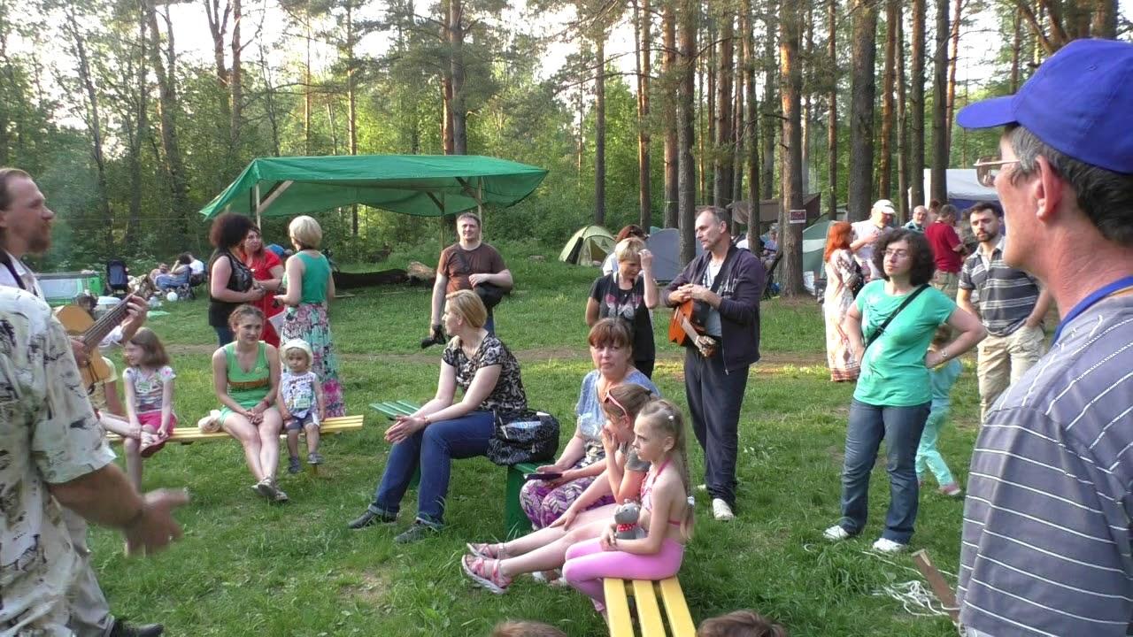 Лесной концерт 2019. Детский концерт