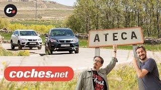 SEAT Ateca ¿Gasolina o Diesel? | Prueba Comparativa / Test / Review en español | coches.net