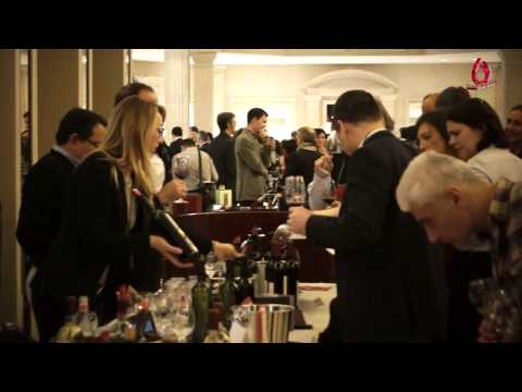 Russian Wine Fair 2012