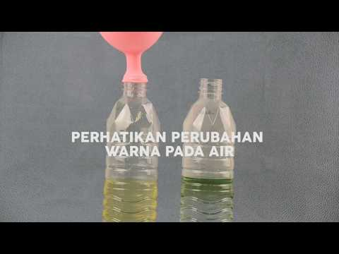 Petrosains Mini Science Show: Hujan Asid