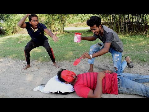 Must Watch Funny 😂😂 Video 2020 Comedy Video 2020 try to not lough By Bindas fun bd