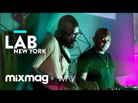 BLACK COFFEE and THEMBA in The Lab NYC