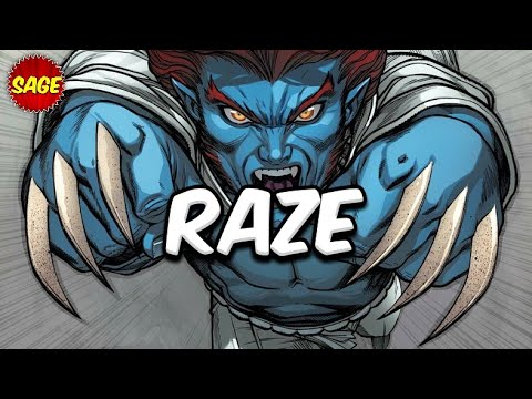 Who is Marvel's Raze Darkholme? Son of Wolverine and Mystique.