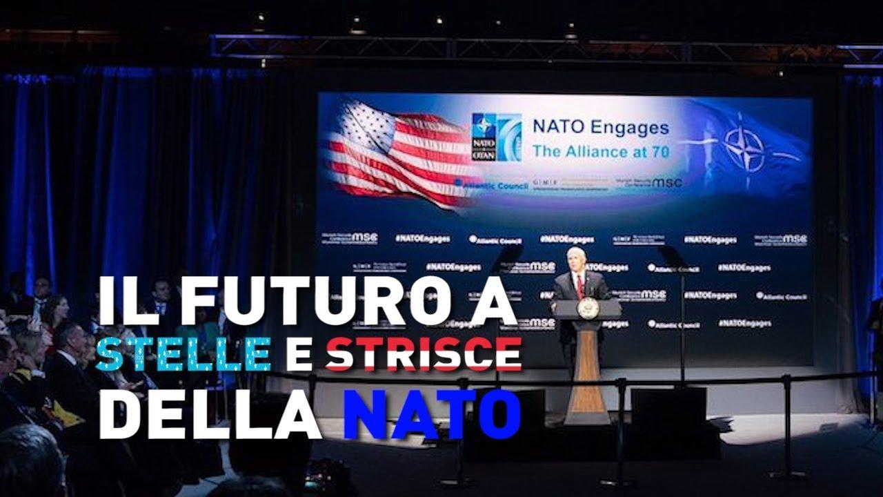 PTV News - 4.04.19 - Il futuro a stelle e strisce della NATO