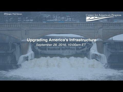 Upgrading America's Infrastructure