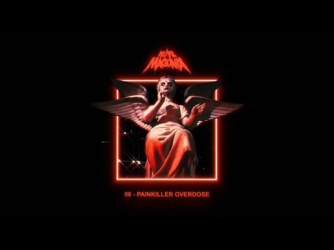 We Are Magonia - Painkiller Overdose