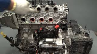 Двигатель Land Rover для Range Rover Evoque 2011 после ;Freelander 2 2007-2014