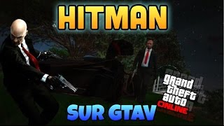 HITMAN | Tenue De Film | GTA Online
