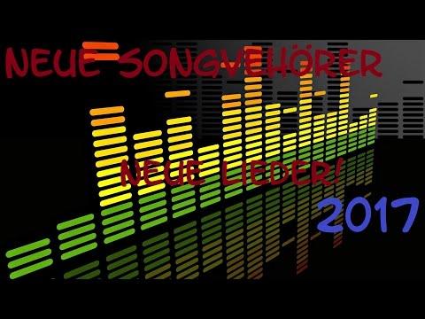 Neue Songverhörer - Neu Lieder - 2017
