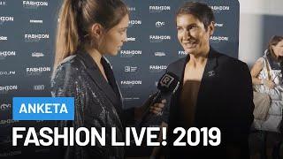 Čo máš na sebe a koľko to stálo? (Fashion LIVE! 2019)
