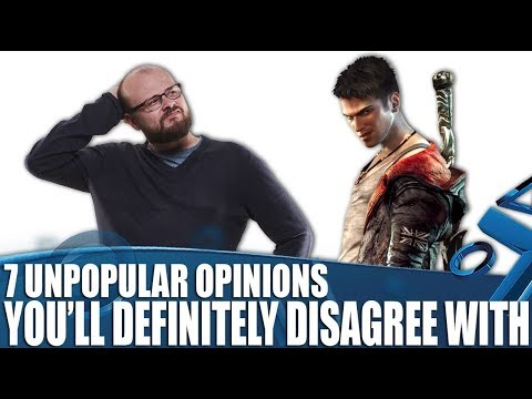 7 Unpopular Videogame Opinions You'll Definitely Disagree With