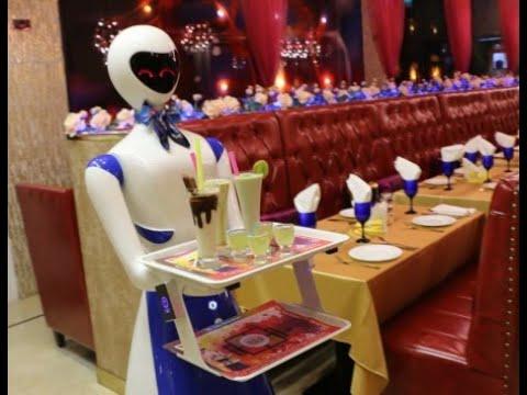 نادل آلي في دبي يقدم طلبات ويغني.. -الإمارات في أسبوع-  - نشر قبل 2 ساعة