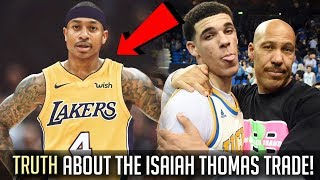 The TRUTH About The Isaiah Thomas Trade!