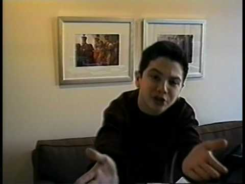 Freaks and Geeks audition, Neal Schweiber Samm Levine