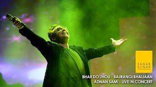 Gambar cover Bhar Do Jholi Meri - Adnan Sami Live in Concert - Ellora Festival, Aurangabad