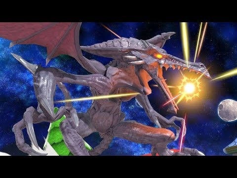 Ridley Moveset Breakdown and Gameplay Mechanics - Super Smash Bros. Ultimate