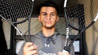 My Racket Set Up