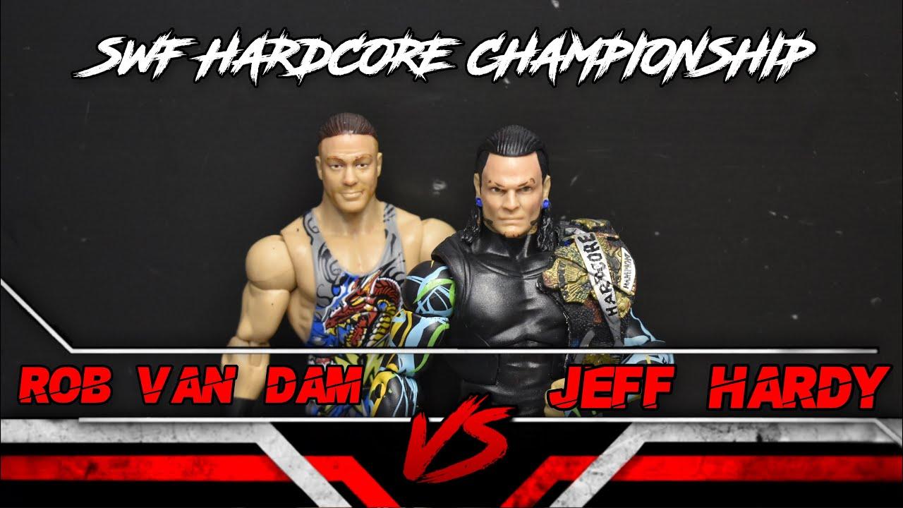 JEFF HARDY VS RVD! SWF HARDCORE CHAMPIONSHIP!