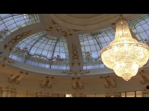 Nice   Hotel Negresco Ceiling