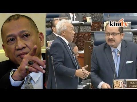 Nazri kata 'kurang ajar', Shamsul-Bung 'bertelagah' isu 1MDB - Sekilas Fakta, 14 Nov 2017