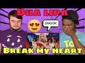 Dua Lipa Break My Heart MV REACTION