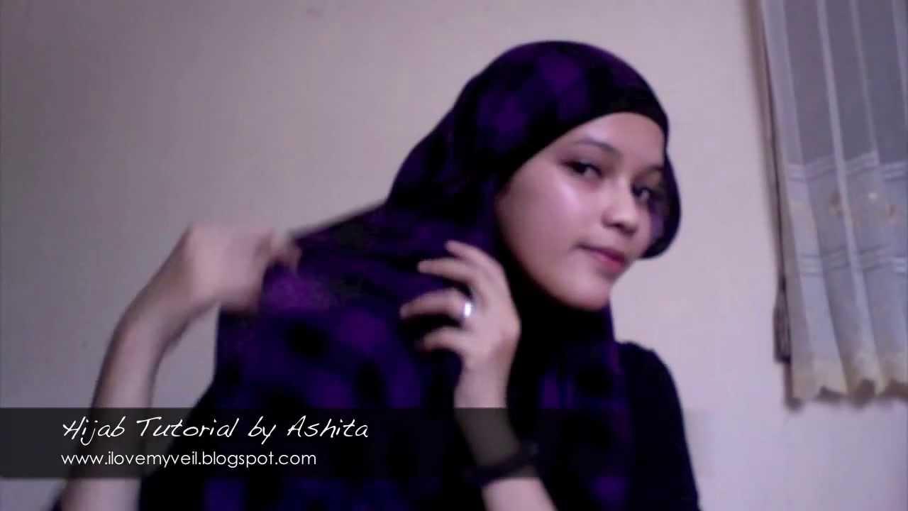 Jilbab Modern Paris Segiempat 4 Styles Tutorial Hijab By